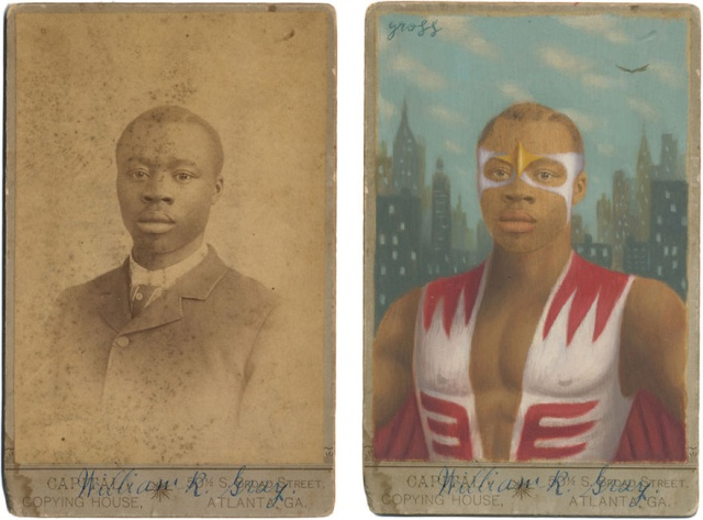 Artist Transforms Vintage Portraits From 1870 Into Heroes Of Pop Culture