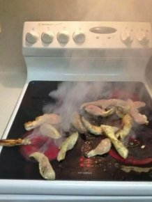 Cooking Disasters