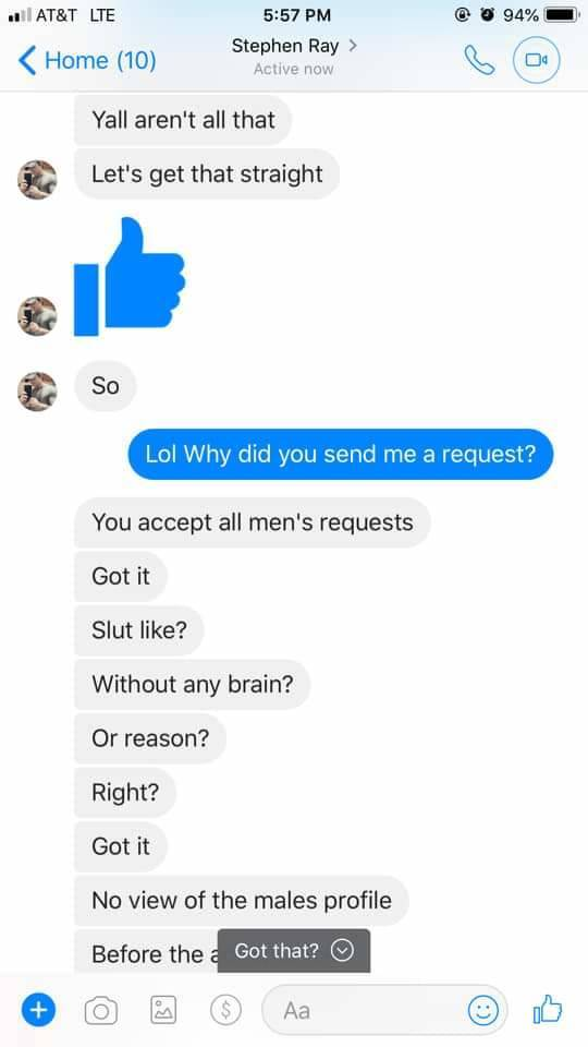 Just Block Random Friend Requests