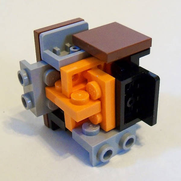 This Is Not How Lego Is Supposed To Be Used