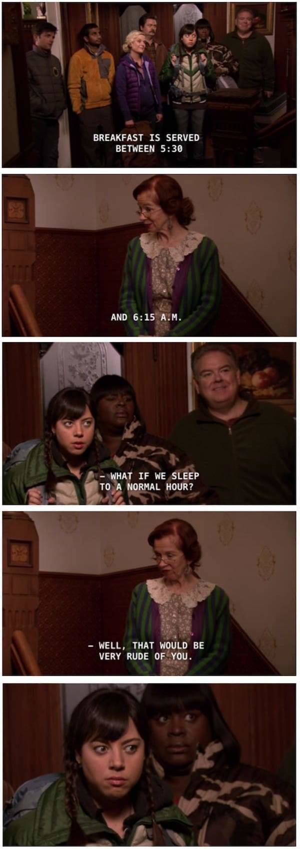 April Ludgate Was Always Right