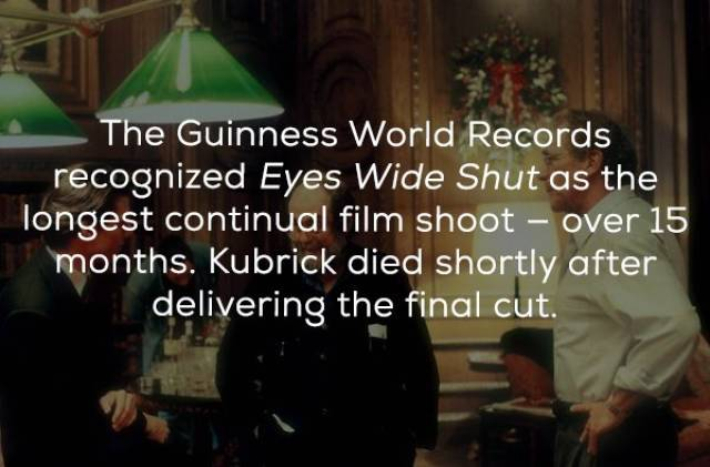 Facts About Stanley Kubrick