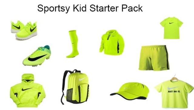 Starter Packs For Everything