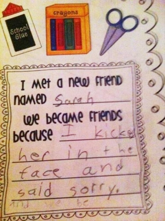 Kid Logic, part 2