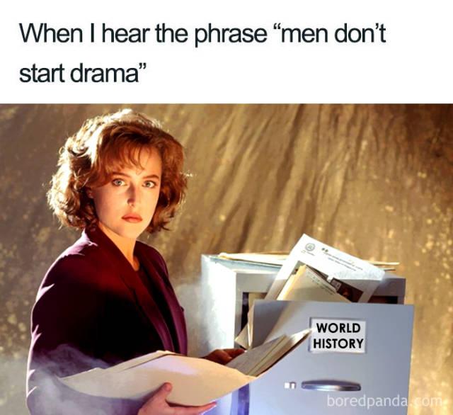 Memes For Feminists