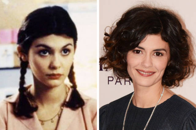 How French Actors And Actresses Changed Since Their First Appearance On Screen
