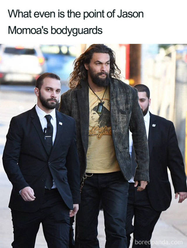 Jason Momoa Memes