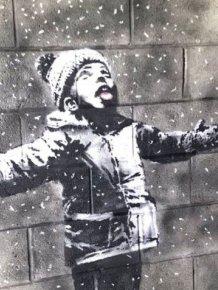 New Banksy's Masterpiece