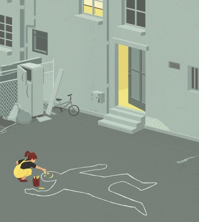 Illustrations By Stephan Schmitz