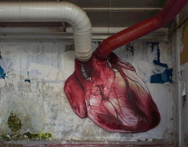 Amazing Street Art, part 7