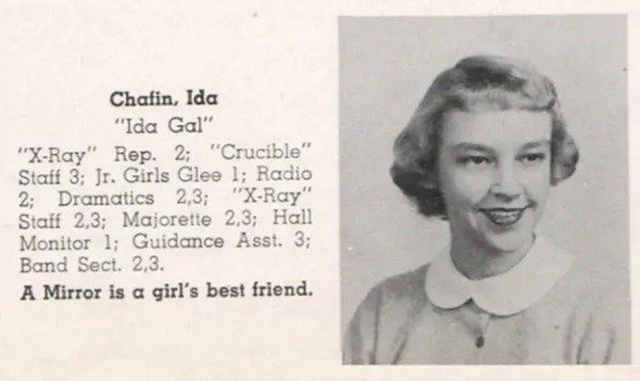 Vintage Yearbook Quotes