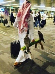Strange Things At The Airports