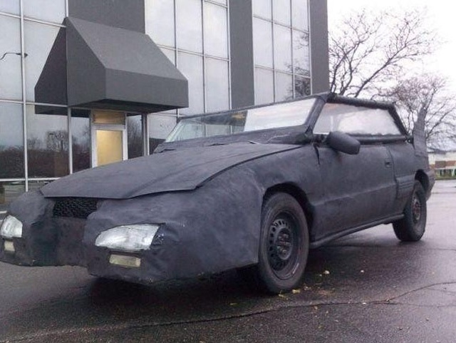 Unusual And Strange Cars