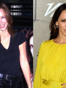 Celebs From The 90s Then And Now