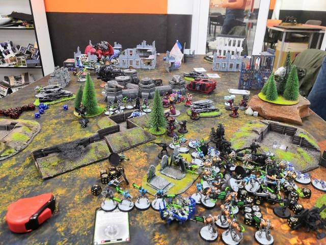 War Gaming Table