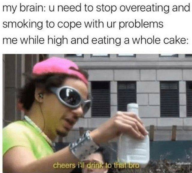Memes About Eating Too Much Fun