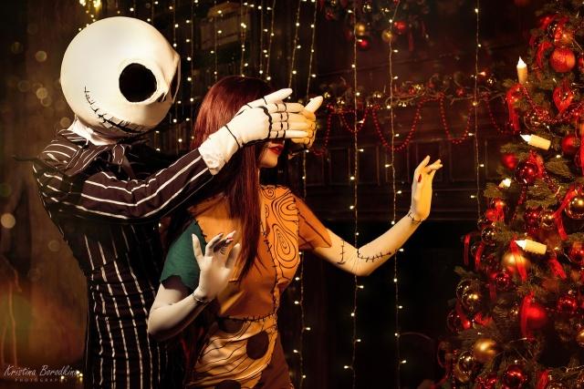 Nightmare Before Christmas Cosplay