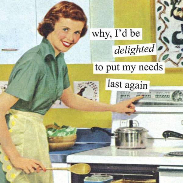 Vintage Pictures With Sarcastic Texts