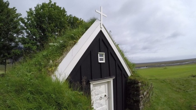 Abandoned Church In Iceland Built In 1789, part 1789