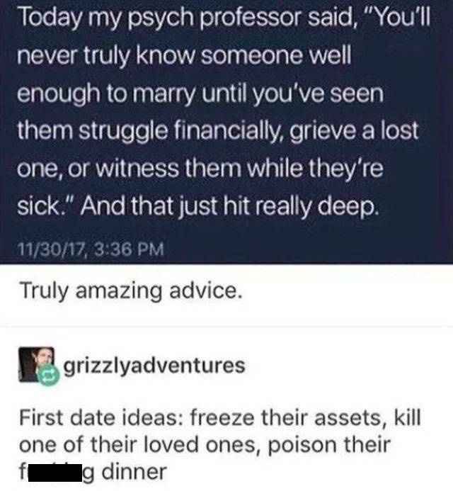 Just Don't Give Them Ideas