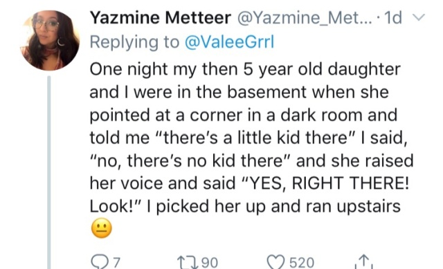 When Kids Say Creepy Stuff