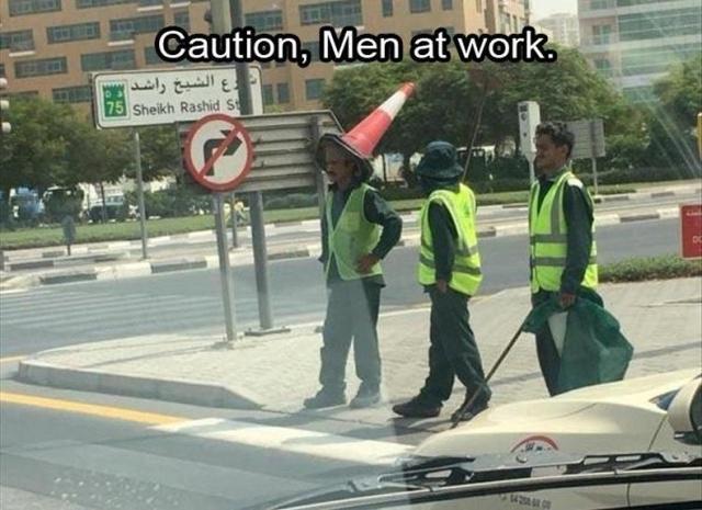 Work Happens, part 2
