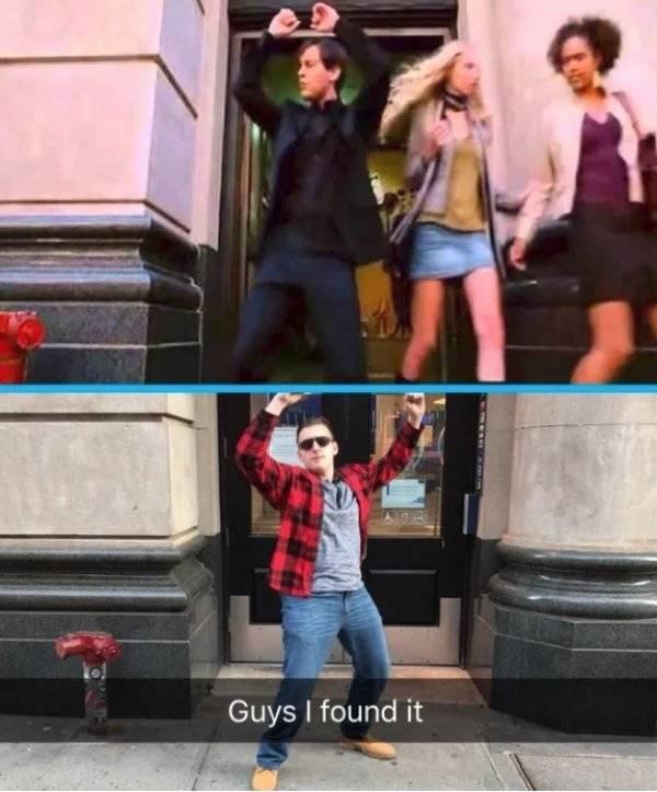 Spider-Man Memes
