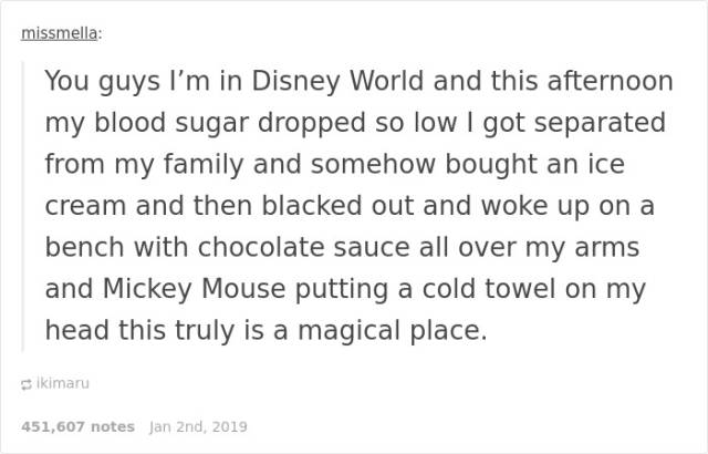 Disney Employees Are Awesome