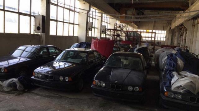 11 Brand New 1994 BMW 5 Series
