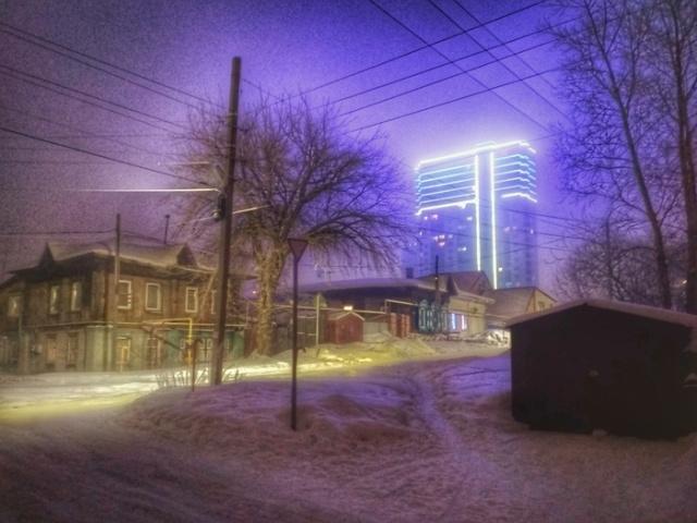 Russia Is Like The Capital Of Cyberpunk