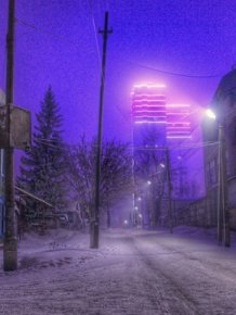 Russia Is Like The Capital Of Cyberpunk