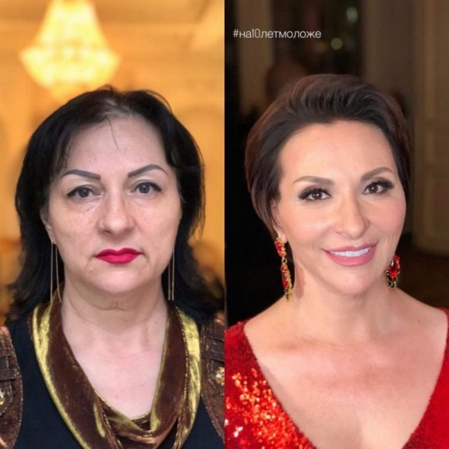 The Power Of Makeup, part 3