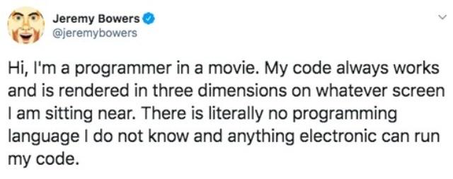 Movie Character Clichés