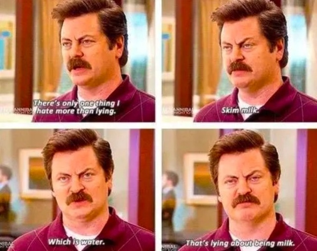 Ron Swanson Funny Moments