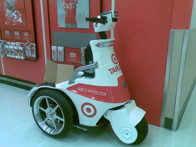 Target Security Guard Knows Everything About Shoplifters