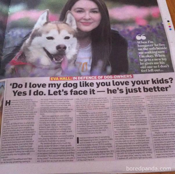 Kids Over Pets Or Pets Over Kids?