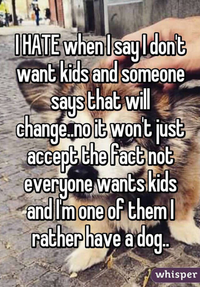 Kids Over Pets Or Pets Over Kids?