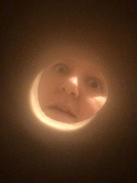 They Look Like A Moon