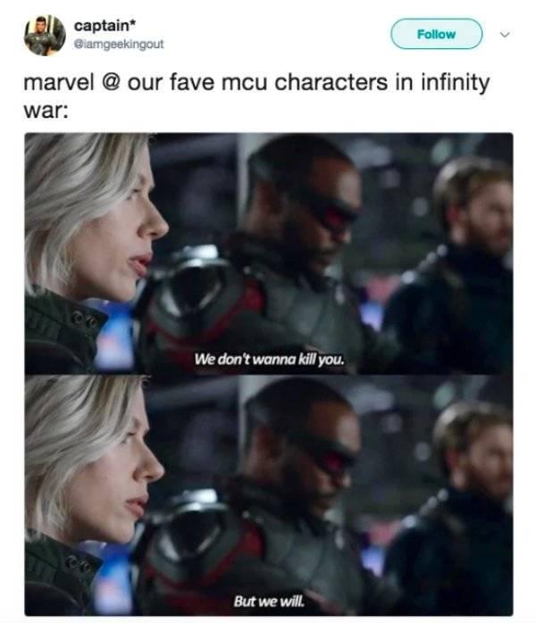 """Avengers"" Memes, part 2"