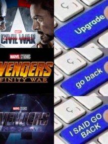 """""""Avengers"""" Memes"""