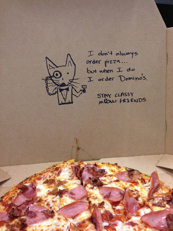 Awesome Pizza Places