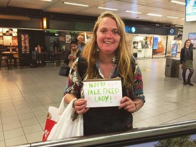 Funny Airport Signs