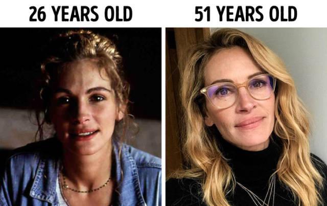 How Celebs Looked Like in Their Early Twenties