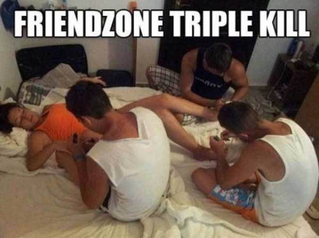 Welcome ToThe Friendzone