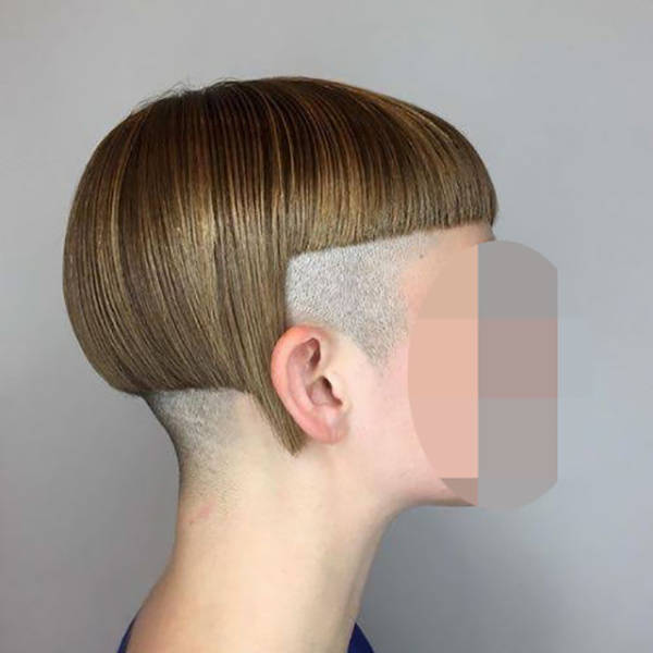 Strange Haircuts