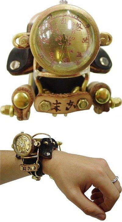 Steampunk Watch, part 2
