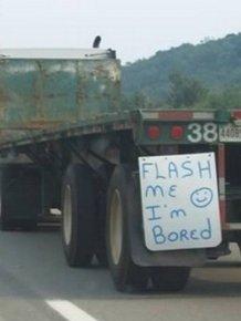 Trucks humor