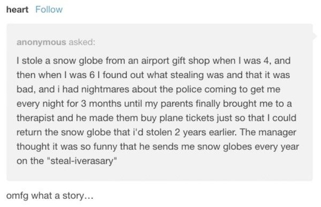 This Story Took An Unexpected Turn