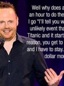 Bill Burr's Jokes