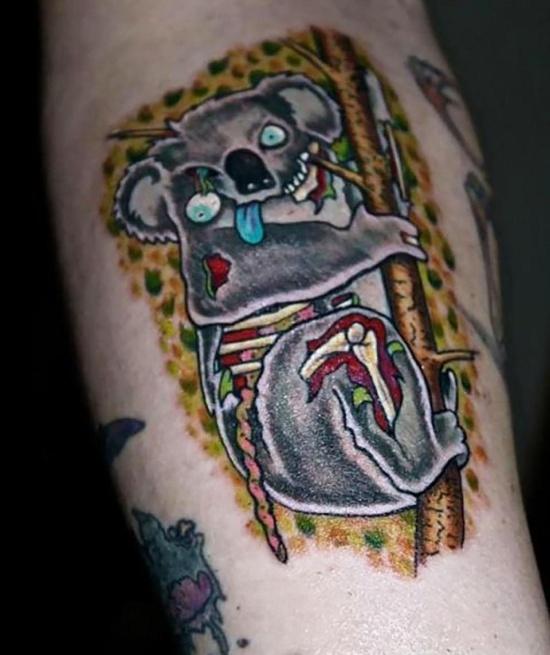 Bad Tattoos, part 6